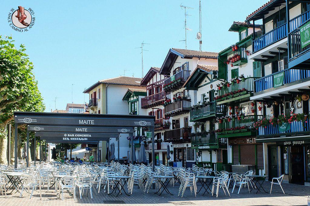Restaurantes Hondarribia La Marina