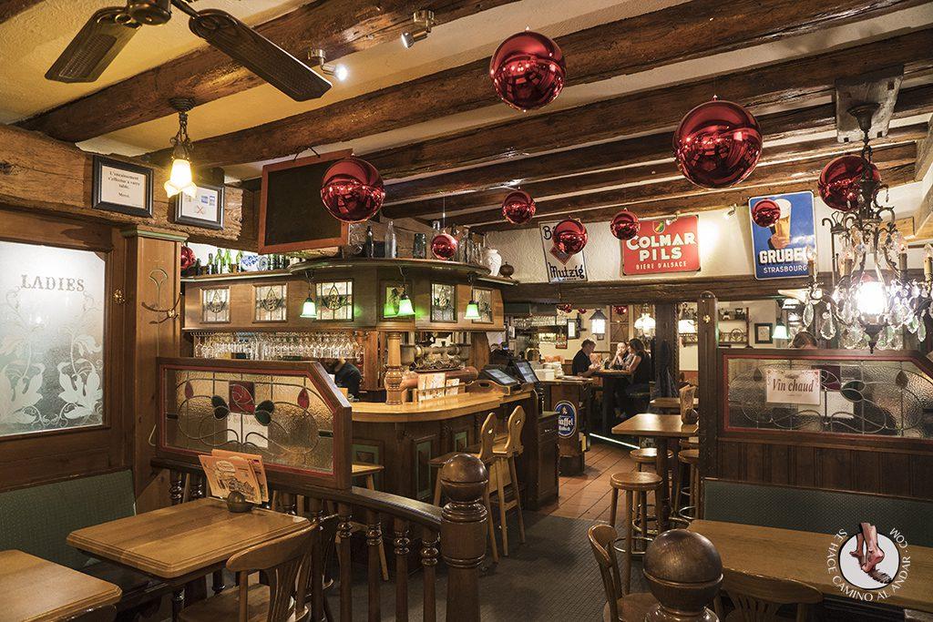 Restaurantes de Colmar Brasserie Schwendi