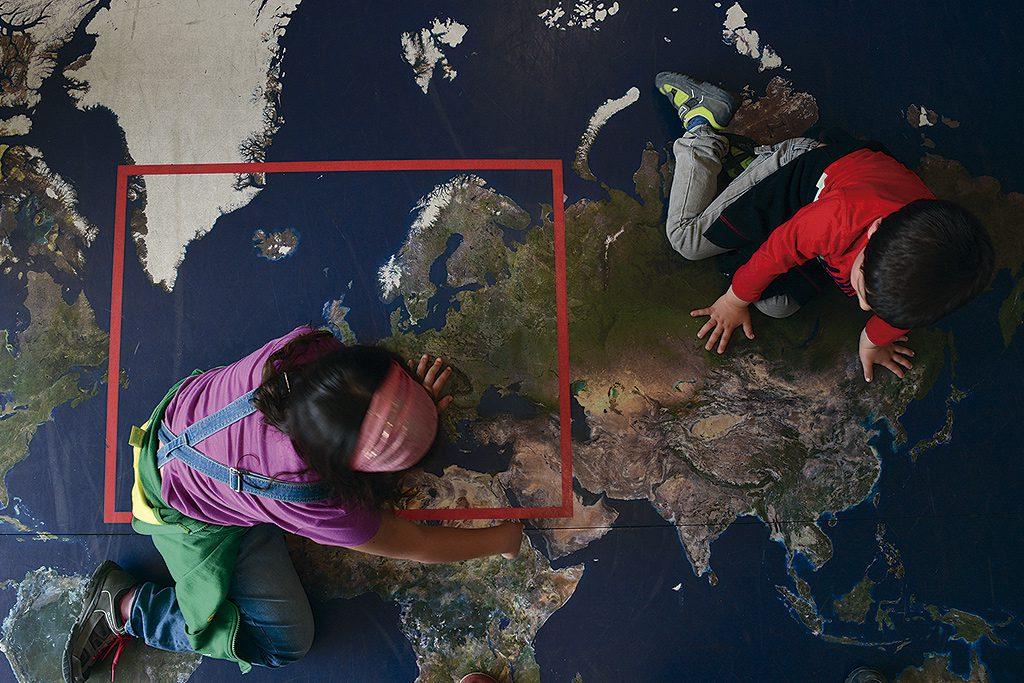 Road4world mapa