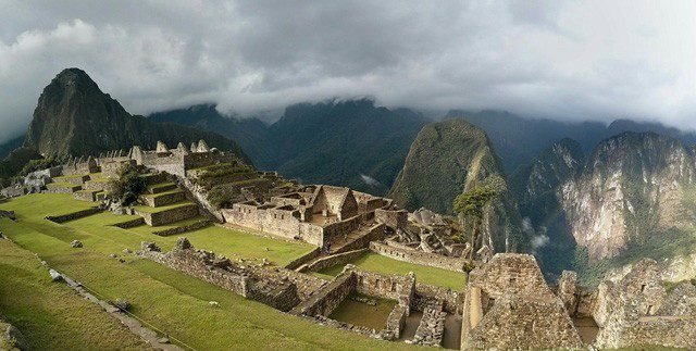 Round the 21Wonders  MachuPicchu