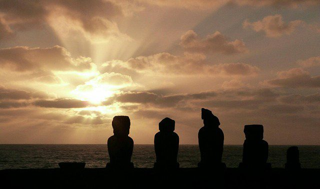 Round the 21Wonders isla de pascua
