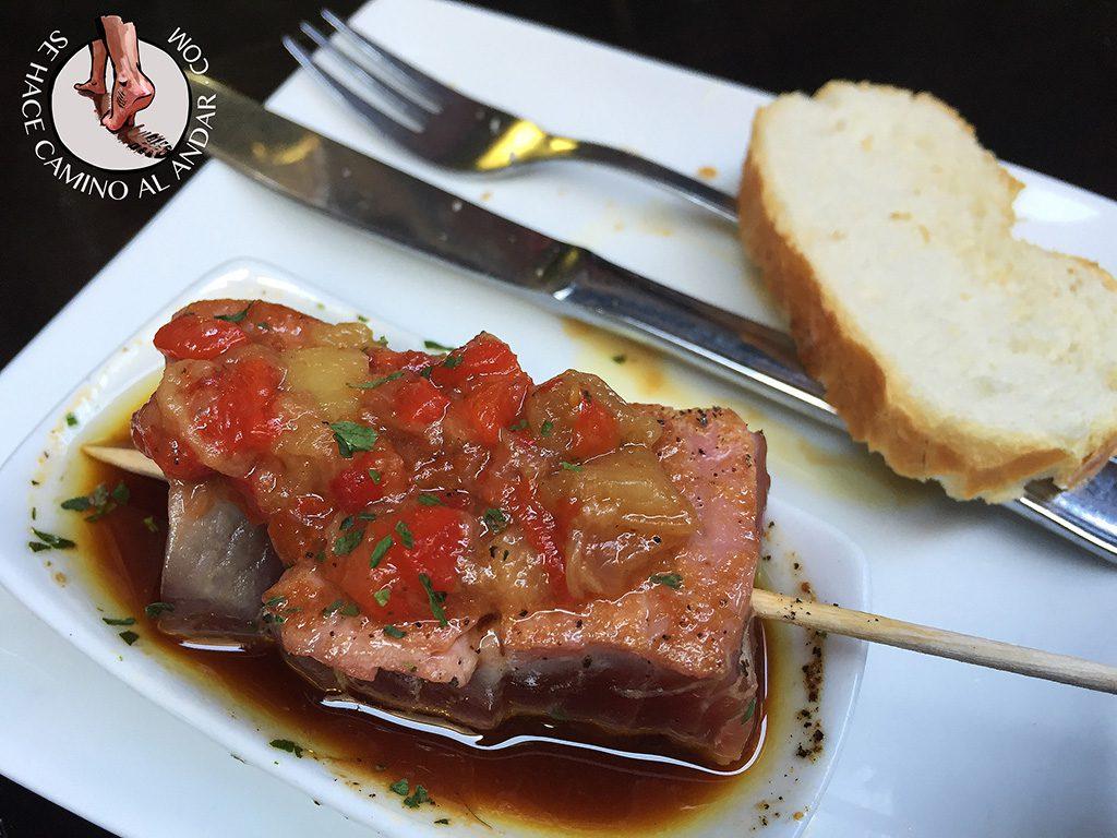 San Juan Tastavin Atun rojo salsa soja