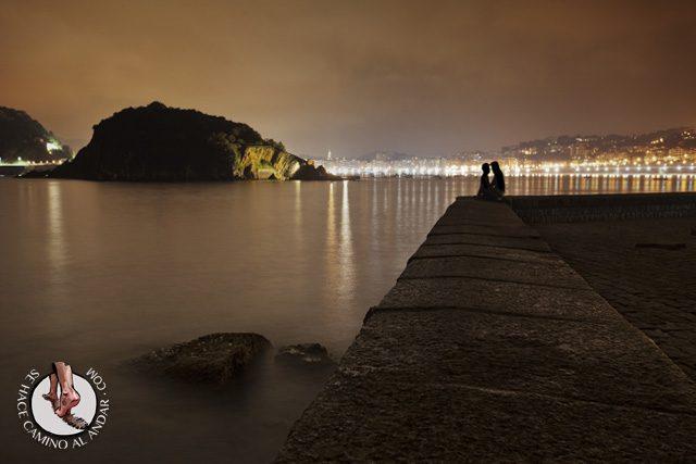 San Sebastián noche chalo84