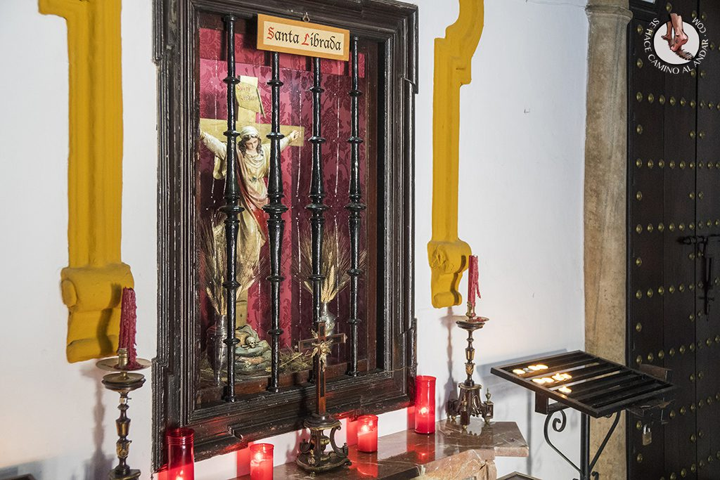 Santa Librada Sevilla