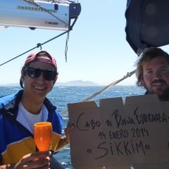 Entrevista de vuelta al mundo: Sikkim round the world (v)