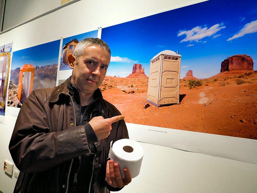 """""""ToiletPlanet"""", de Siqui Sánchez"""