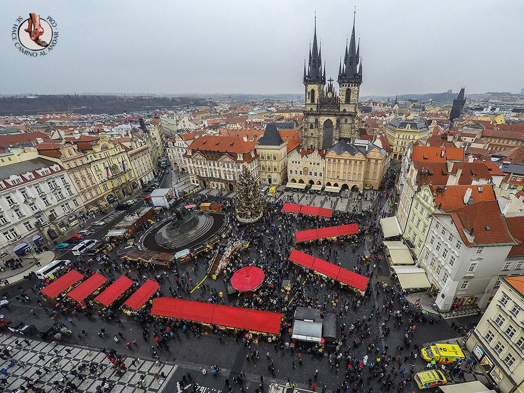 Torre Reloj Praga
