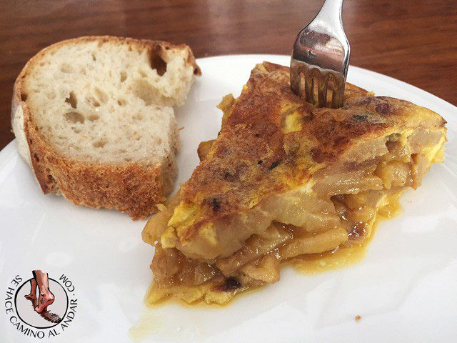 Tortilla de patata Geralds Bar chalo84
