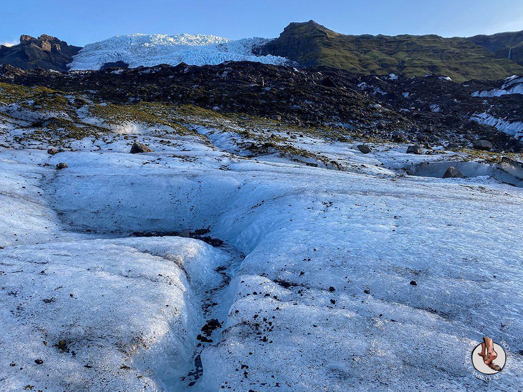 Trekking-glaciar-Falljokull-hielo