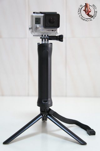 Trípode-palo selfie tarion gopro 4 chalo84