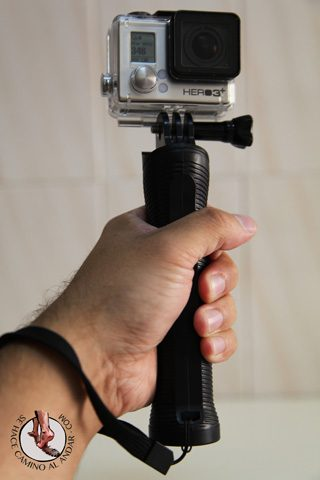 Trípode palo selfie tarion gopro 5 chalo84