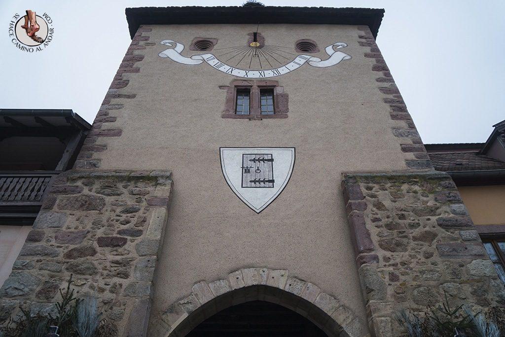 Turckheim torre medieval