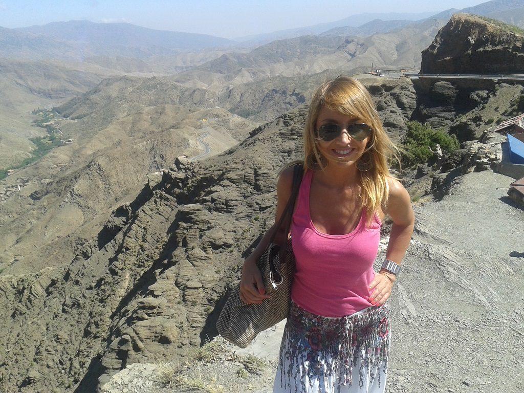 Un sueño viajero Mariu Sánchez