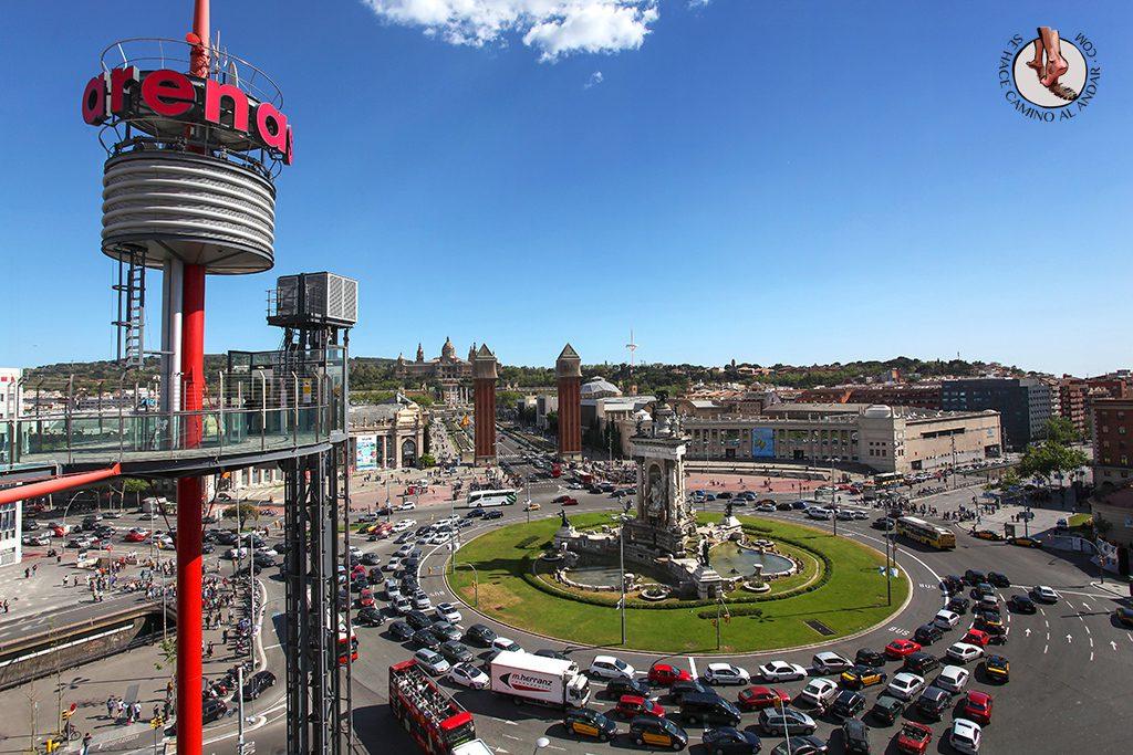 Vistas Centro Comercial Las Arenas