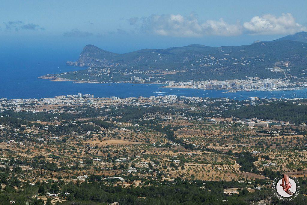 Vistas Sa Talaia Ibiza