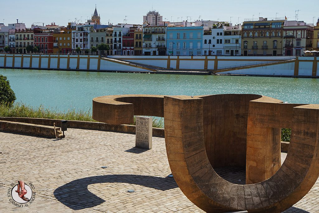 Vistas de Triana Sevilla
