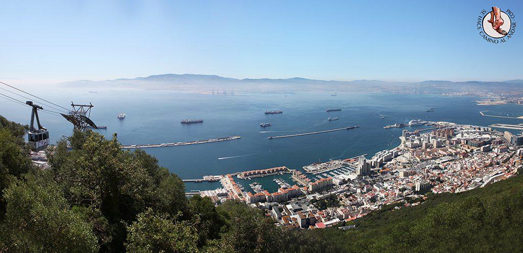 Vistas panorámicas Gibraltar