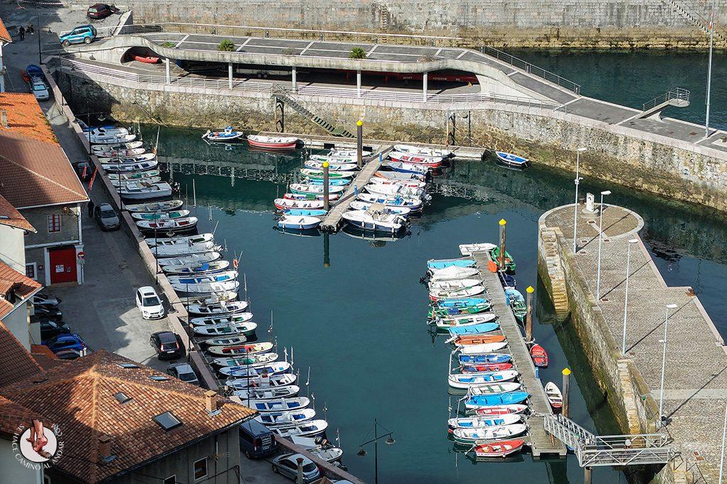 Vistas puerto Elantxobe