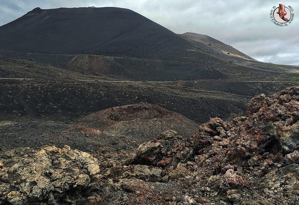 Volcán San Antonio Teneguía