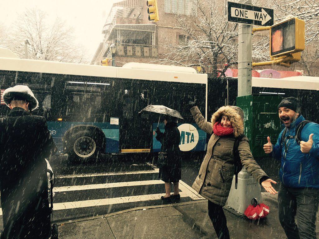 Vuelta al mundo organizo tu viaje NY nieve