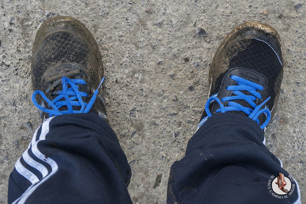 Zapatillas hayedo de otzarreta