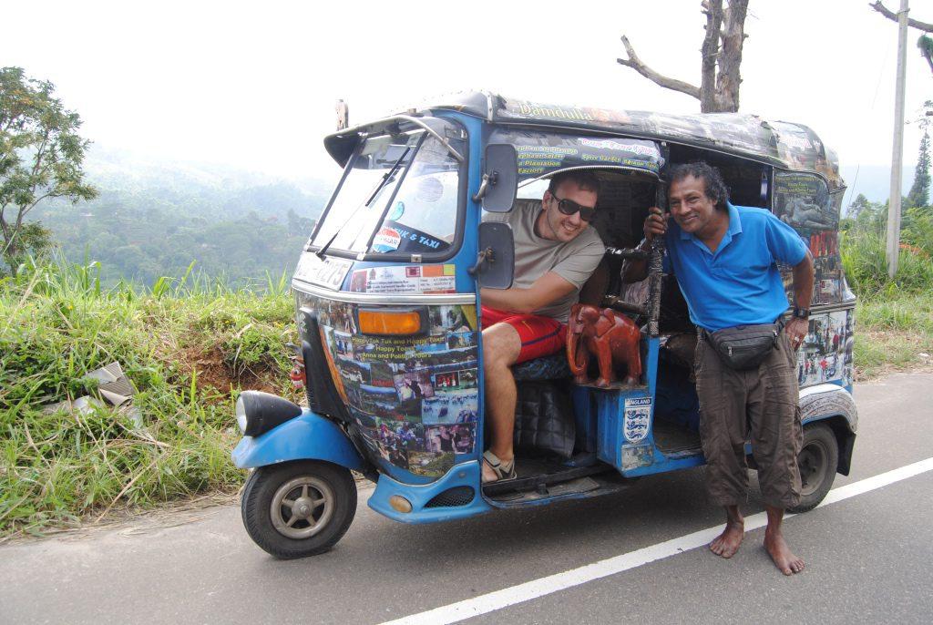 adrian campa Sri Lanka