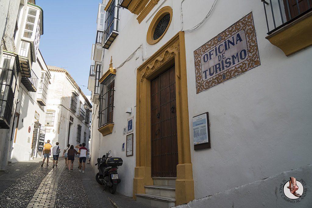 arcos de la frontera oficina turismo