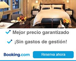 Publicidad Booking