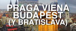 Guía para visitar Praga, Viena, Budapest y Bratislava