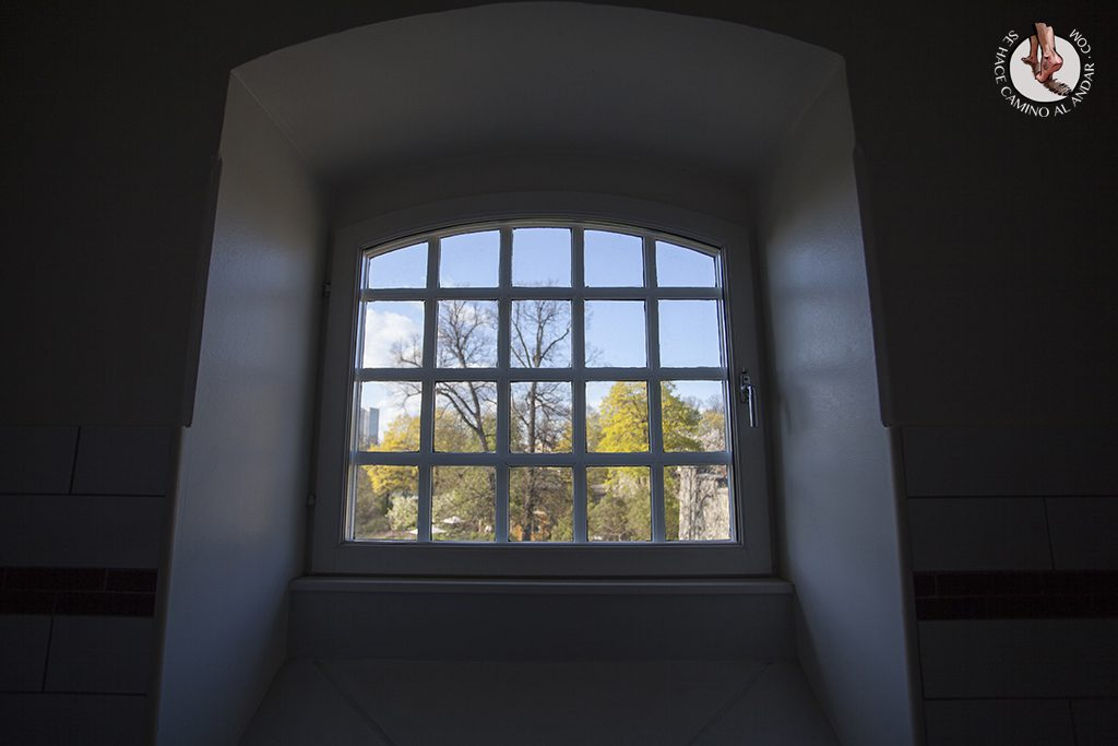 carcel estocolmo hostal ventana