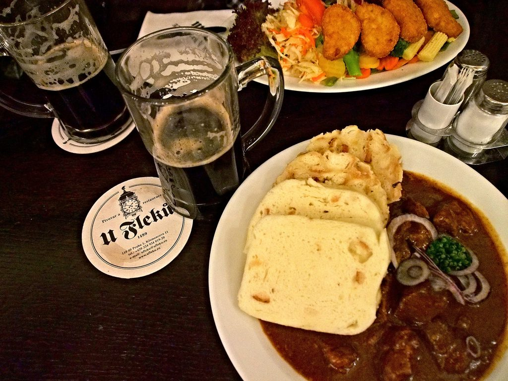 Cervecería U Fleku Praga