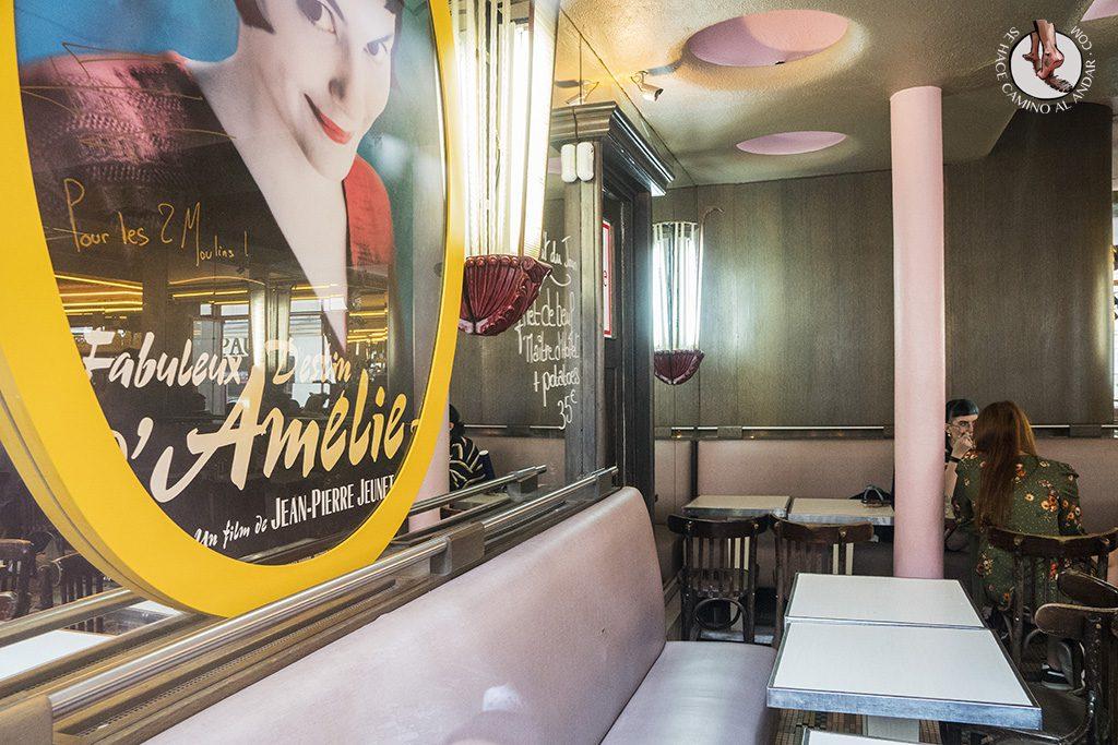 comer en Paris amelie restaurante