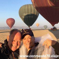 Entrevista de vuelta al mundo: Con más de 70 (v)