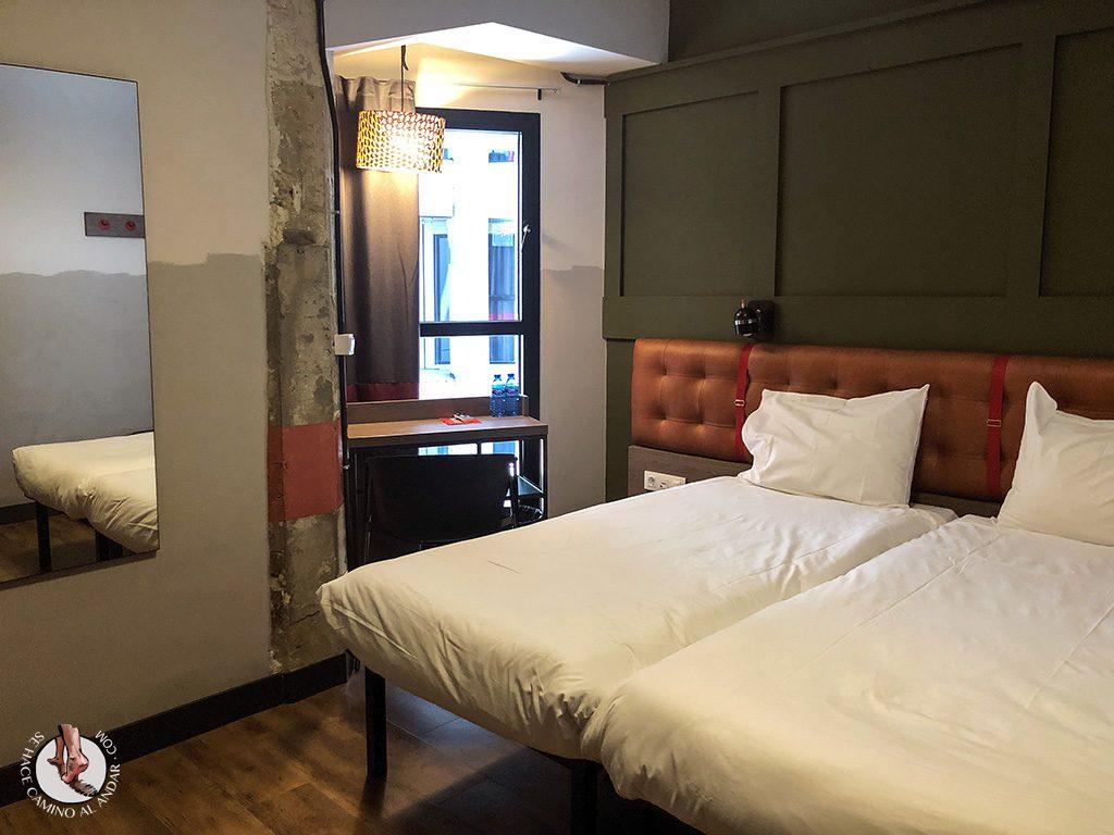 donde dormir en Madrid hostel generator habitacion