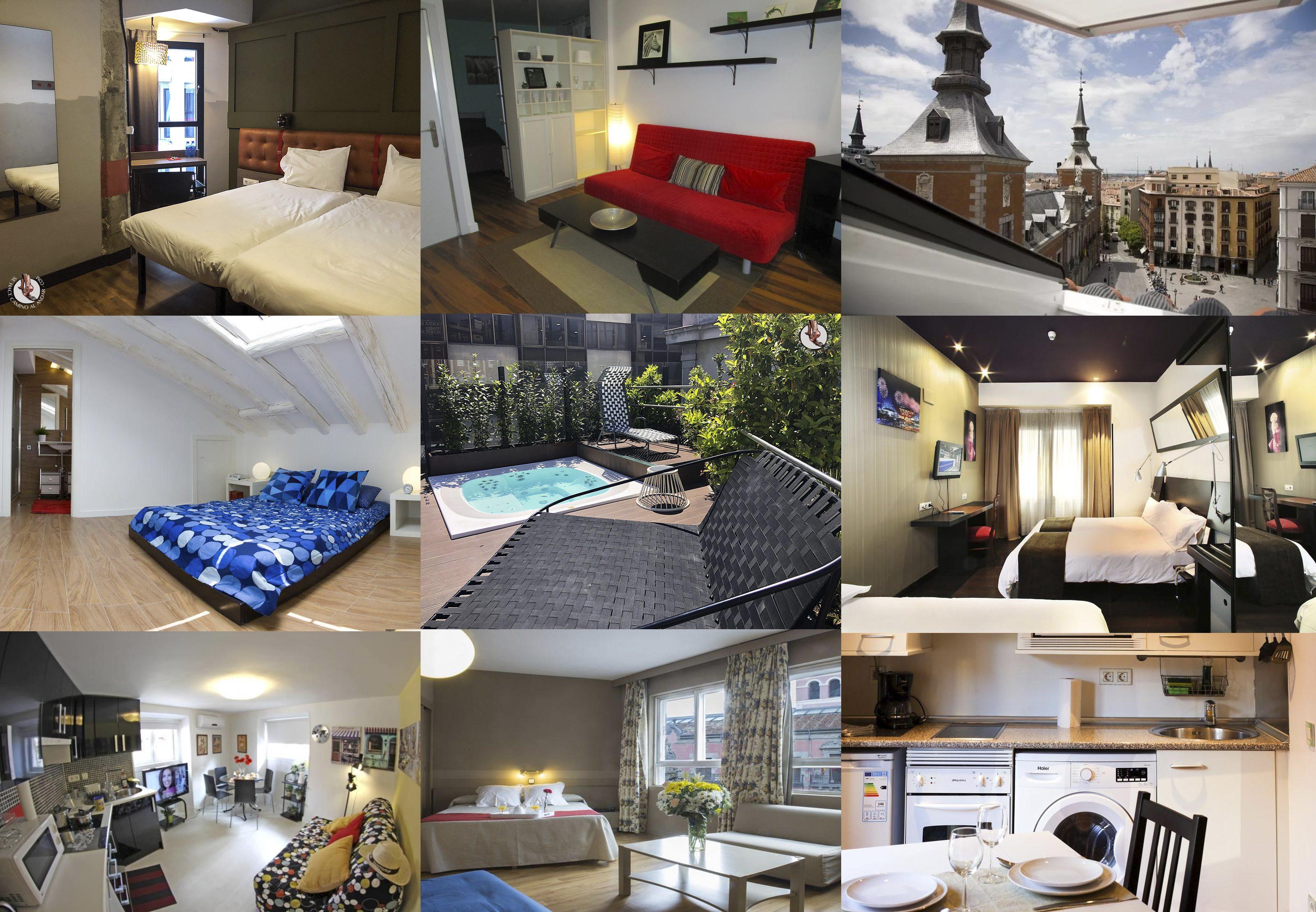 donde dormir en Madrid mis alojamientos recomendados