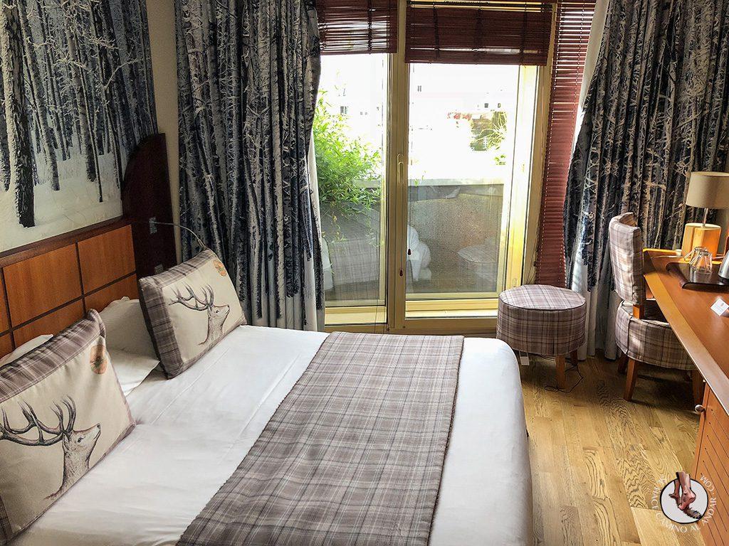 donde dormir en Paris Green Hotelshabitacion
