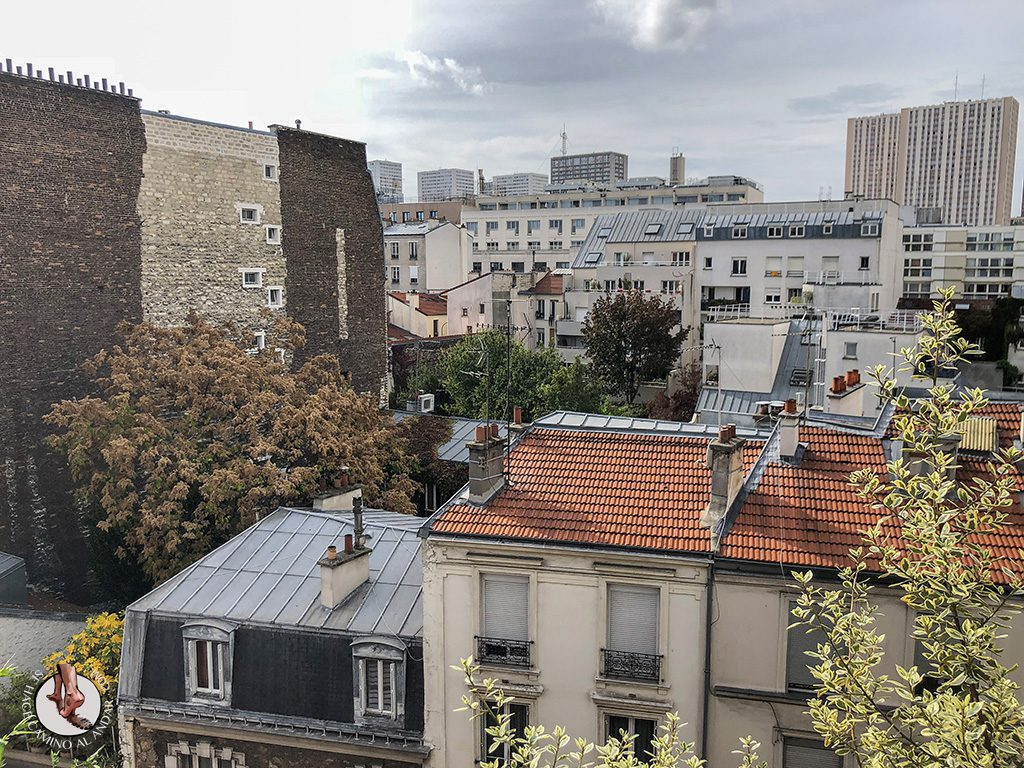 donde dormir en Paris Green Hotels vistas