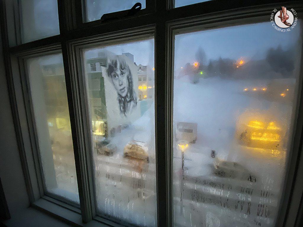 dormir en Akureyri apotek ghesthouse vistas