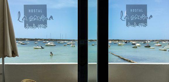 Hostal la Savina, un alojamiento en Formentera cerca del puerto