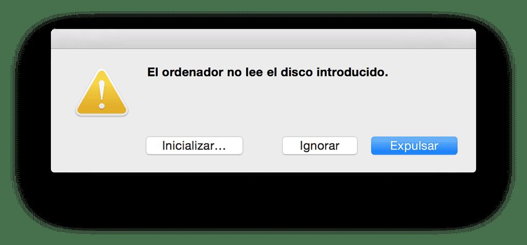 encriptar un Disco Duro el ordenador no lee el disco