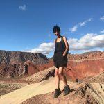 Entrevista sin billete de vuelta: Crónicas de una argonauta (v)