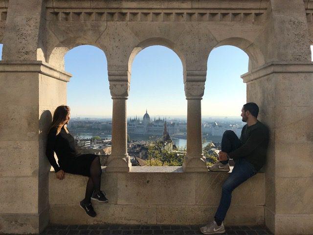 entrevista vuelta al mundo vida molona budapest