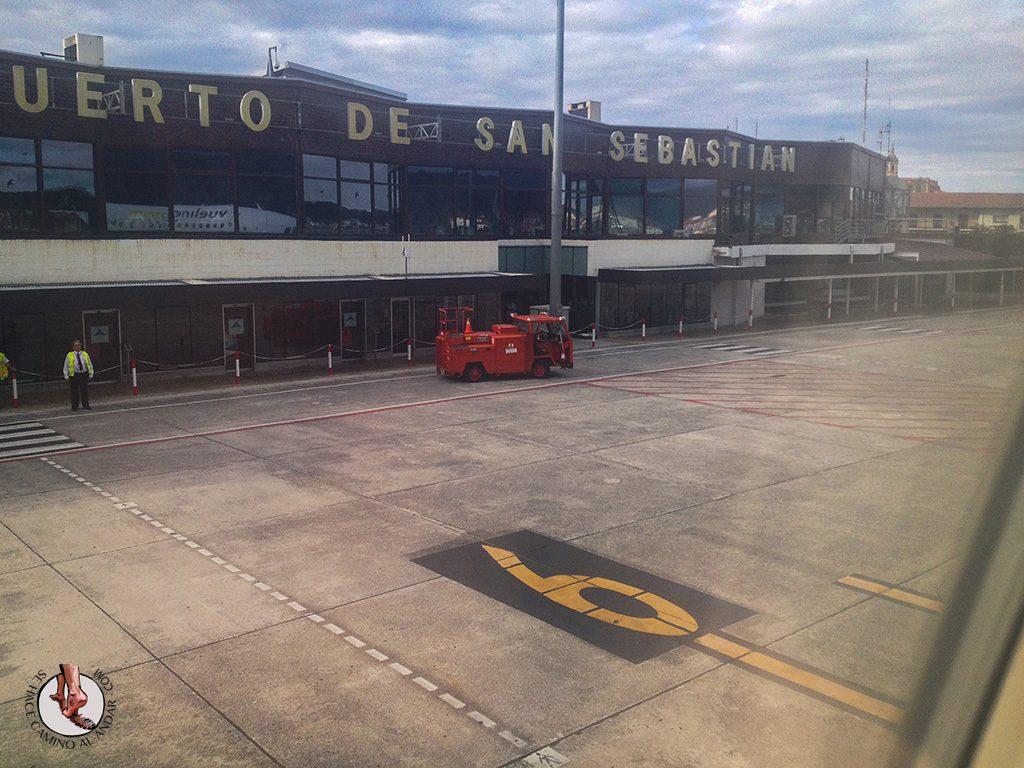 fin de semana en san sebastian aeropuerto hondarribia