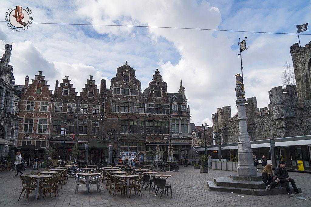 gante castillo plaza