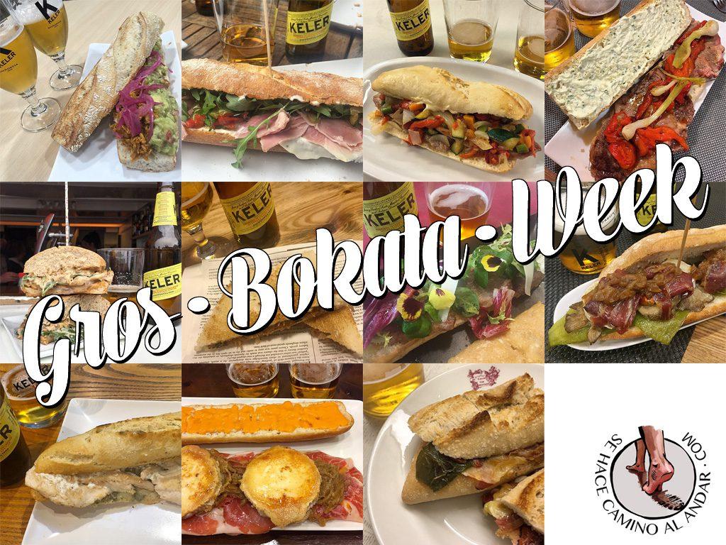 De bocadillos por Donostia con la Gros Bokata Week