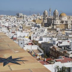 Los miradores de Cádiz con mejores vistas