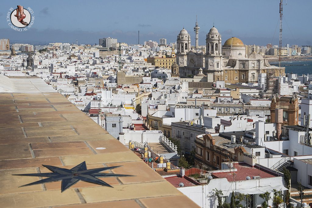 Provincia de Cádiz torre tavira catedral