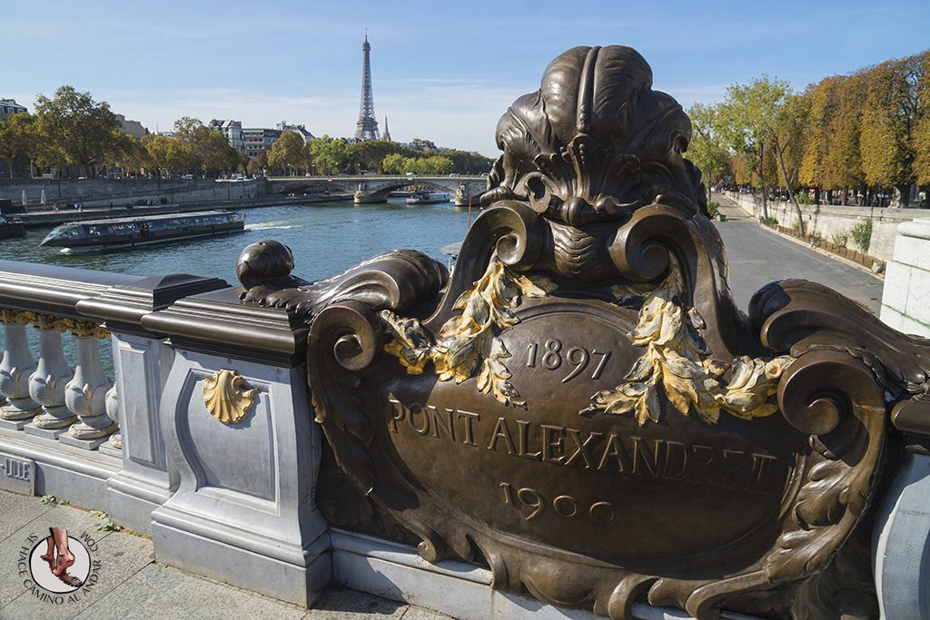 miradores de paris Puente de Alejandro III