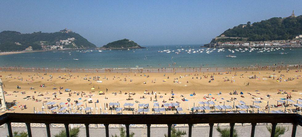 Miradores de San Sebastián Hotel Niza