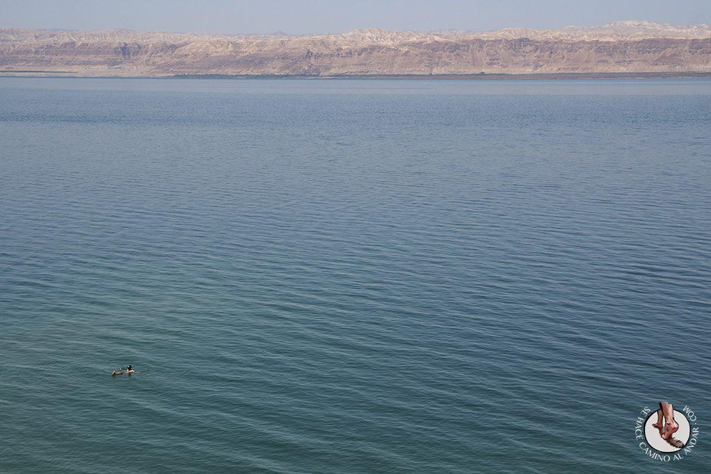 organizar viaje a jordania mar muerto
